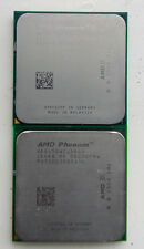 Job Lot of 2 AMD Phenom Dual / Triple Core CPU Processor x3 x2 545 8450
