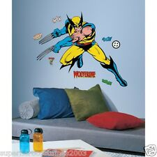 Wolverine X-Men Classic Giant Peel & Stick Wall Decal 43 Inches High 2354