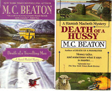 Complete Set Series Lot of 31 Hamish Macbeth Mysteries by M.C. Beaton (Chesney)