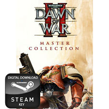 Warhammer 40,000 40000 Dawn of War II 2 Maestro Colección Llave PC de Steam