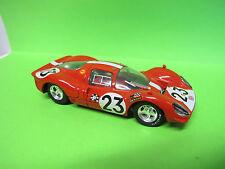 Brumm 1:43  Ferrari  330  P4  #23   Bj.  1967
