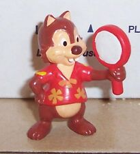 Disney Chip and Dale Rescue Rangers PVC Figure By Applause VHTF Vintage 90's
