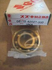 DR-Z125/JR80/DS80 FRONT WHEEL BEARING NOS!