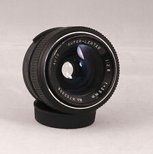 Super-Lentar Auto 35mm f2.8 Manual Focus Lens M42 Mount