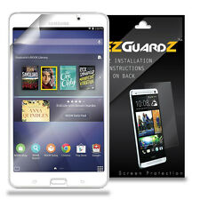 2X EZguardz Clear Screen Protector Shield HD 2X For Galaxy Tab A Nook 7