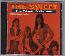 The Sweet ‎ The Private Collection CD Wie Neu