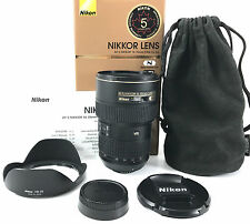 Nikon NIKKOR 16-35mm f/4 ED VR AF-S IF SWM G AS N M/A Lens