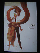 Lore TPB (2004 IDW) #2-1ST Ashley Wood VF/NM Condition