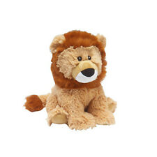 INTELEX COZY LAVENDER SCENTED MICROWAVEABLE PLUSH LION