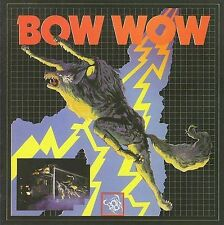 Bow Wow [EP] * by Bow Wow (Rock) (CD, Jul-2009, Japan Rock Candy)