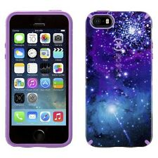 Speck CandyShell Inked Cell Phone Case for iPhone 5/5s - Galaxy Purple (SPK-A...