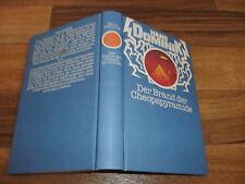 Hans Dominik --  Der BRAND der CHEOPSPYRAMIDE / Hardcover