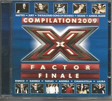 X-Factor 2009 - Finale - NOEMI FARIAS AMBRA MARIE CD 2009 COME NUOVO UNPLAYED