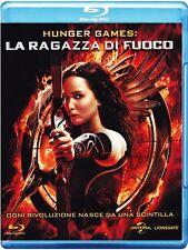 Hunger Games - La Ragazza Di Fuoco  Blu Ray  NUOVO