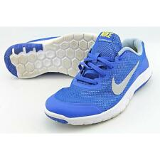 Nike Flex Experience 4 Youth US 6 Blue Running Shoe Pre Owned  1428