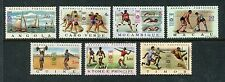 Angola, Cape Verde, Macao, Mozambique, 20th Olympic Games Munich 1972 x19327