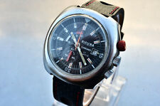 Vintage Swiss Sicura by Breitling Yachting/Jogging Chronograph