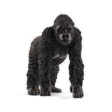 Gorilla Weibchen 8 cm Serie Wildtiere Schleich 14771                NEUHEIT 2017
