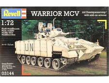 Revell 1/72 Warrior MCV with add on Armour