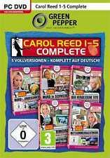 5 x Carol Reed en el Complete Edition alemán impecable