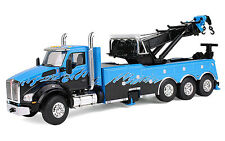 First Gear 1:50 Scale Kenworth T880 Rotator Wrecker Blue Black 50-3333 Tow Truck
