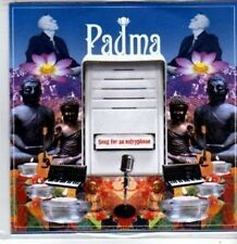(BT40) Padma, Song For An Entryphone - DJ CD