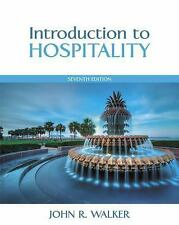 Introduction to Hospitality (7th Edition) by Walker, John R.