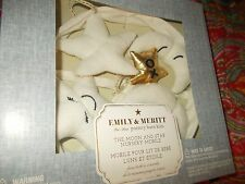 POTTERY BARN KIDS EMILY & MERITT MOON AND STARS MOBILE, NEW