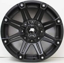 20 inch GENUINE BLADE SERIES 4 ALLOY WHEELS TO FIT NISSAN NAVARRA & PATHFINDER
