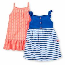 NEW NWT Carter's 2 Pack Dress 18 Months Pineapple Sundresses Set