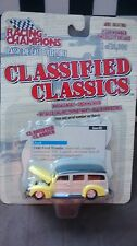 Racing Champions 1:64 Classified Classics 1940 FORD WOODIE ISSUE #12 LOT
