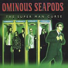 Superman Curse The Ominous Seapods MUSIC CD