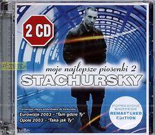 = STACHURSKY - MOJE NAJLEPSZE PIOSENKI vol.2 /REMASTERED/ 2CD sealed/ Stachurski