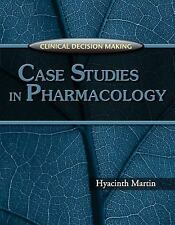 Clinical Decision Making: Case Studies in Pharmacology, writing on inside book