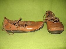 Brown Trippen Duck F Ballet Lace-Ups 6