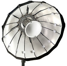 80cm Folding beauty dish, white, Profoto fitting