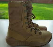 NIKE SFB SPECIAL FIELD BOOTS MILITARY TACTICAL BRITISH KHAKI SIZE 5 329798-221
