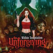 The Unforgiving - Within Temptation CD COLUMBIA