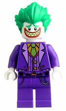 Joker Minifigure Batman Movie Fits Lego