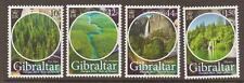 GIBRALTAR SG1398/401 2011 PARKS  MNH