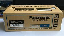 Vintage Panasonic CCTV Camera WV-BP140 - Brand New Made in Japan NOS