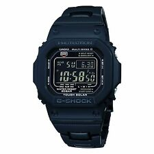 Casio G-Shock GW-M5610BC-1JF Tough Solar Radio Multiband 6 Men's Watch Japan