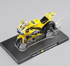 1/18th VALENTINO ROSSI Yamaha YZR-M1 46# World Championship 2006 Motorcycle