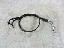 07 Suzuki AN650 AN 650 A Burgman scooter throttle cables cabels