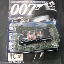 Chevrolet Bel Air  .  007 James Bond 1:43 .. Dr No #033