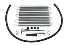 "Universal Aluminum Remote Transmission Oil Cooler,15-1/2"" x 10"" x 3/4"""