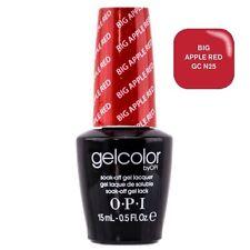 Opi Gelcolor Opi Big Apple Red