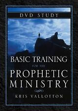 Basic Training for the Prophetic Ministry DVD Study by Kris Vallotton (2015,...