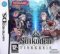 Suikoden: Tierkreis (Nintendo DS, 2009) BRAND NEW FACTORY STRIP SEALED