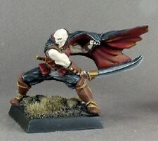 Bloodseeker Vampire Necropolis Reaper Miniature Warlord RPG Undead Rogue Fighter